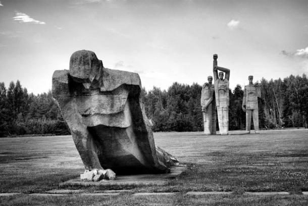 Воспоминания о нацистском концлагере в г. Саласпилсе