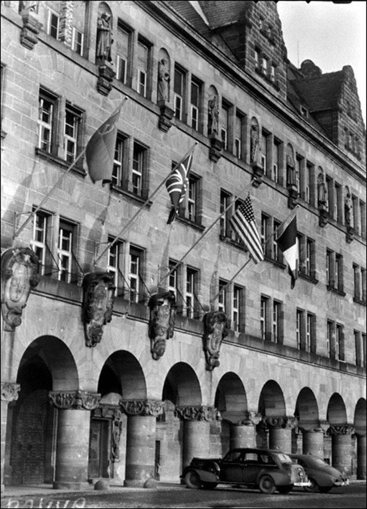 Документальный проект «Нюрнбергский процесс. Без права на помилование» | Интер
