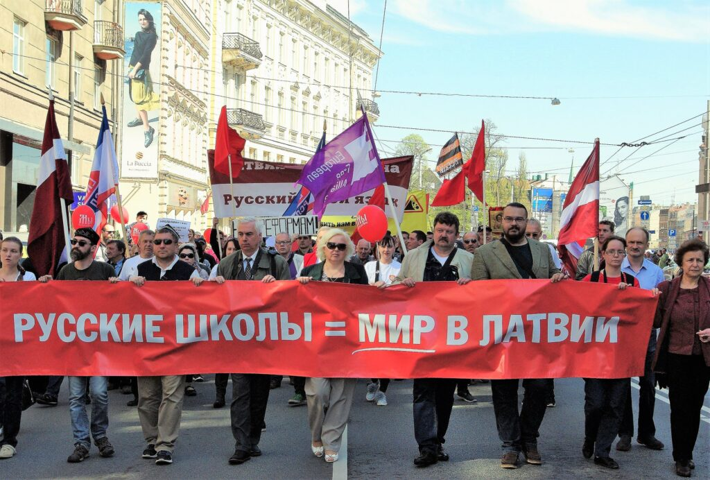 «Нет для них предложения».73% русскоязычных Латвии разделяют европейские ценности, нохотят сохранить русский язык икультуру