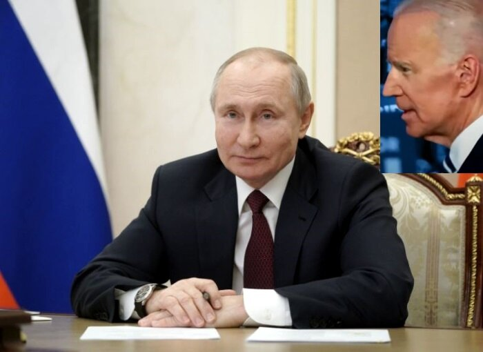 Владимир Путин ответил Джозефу Байдену