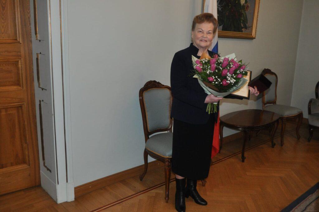 Награды для активистов Русской общины Латвии