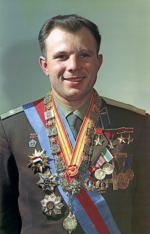 «Сын Земли» — видеоклип, посвящённый 60-летию полёта в космос Юрия Гагарина