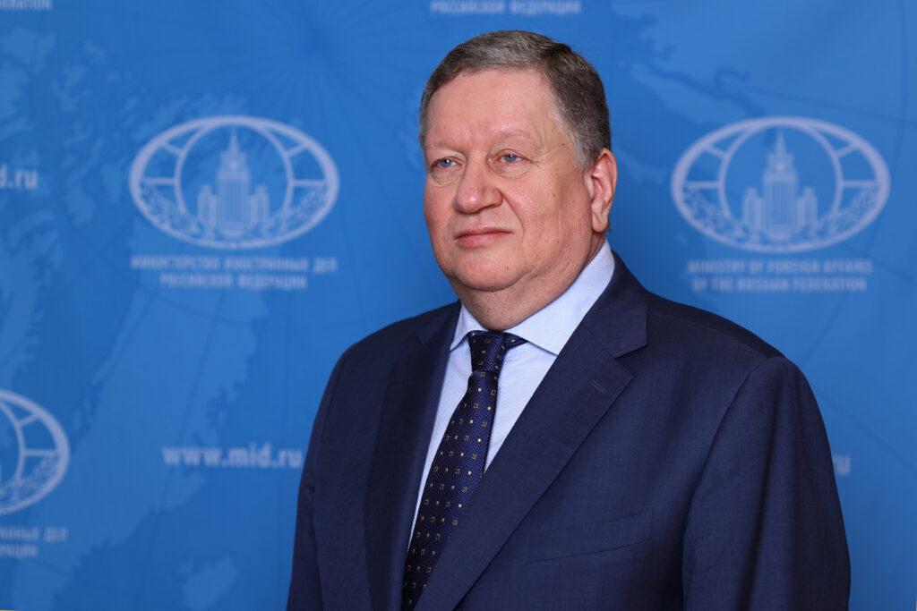 НУРИЗАДЕ Александр Беюкович — новый директор Департамента по работе с соотечественниками за рубежом