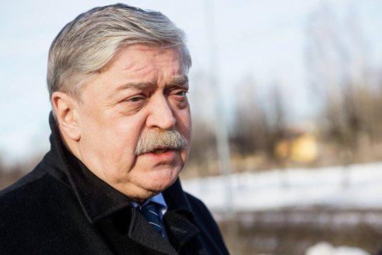 О завершении дипломатической миссии Лукьянова Е.В. в качестве Чрезвычайного и Полномочного посла России в Латвии 8 апреля 2021 года