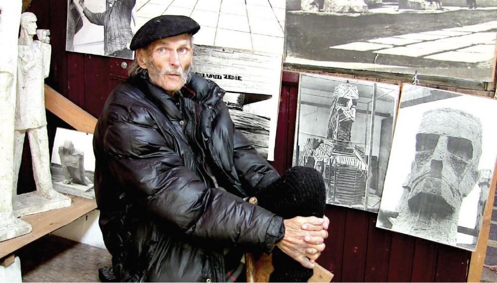 Уникальный скульптор Скарайнис: «Олег не хотел приспосабливаться…»