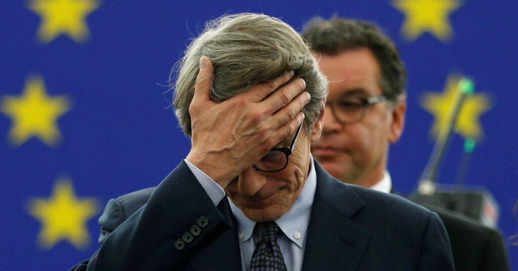 Моральное разложение Прибалтики привело к отказу России признавать Европарламент (Александр Носович)