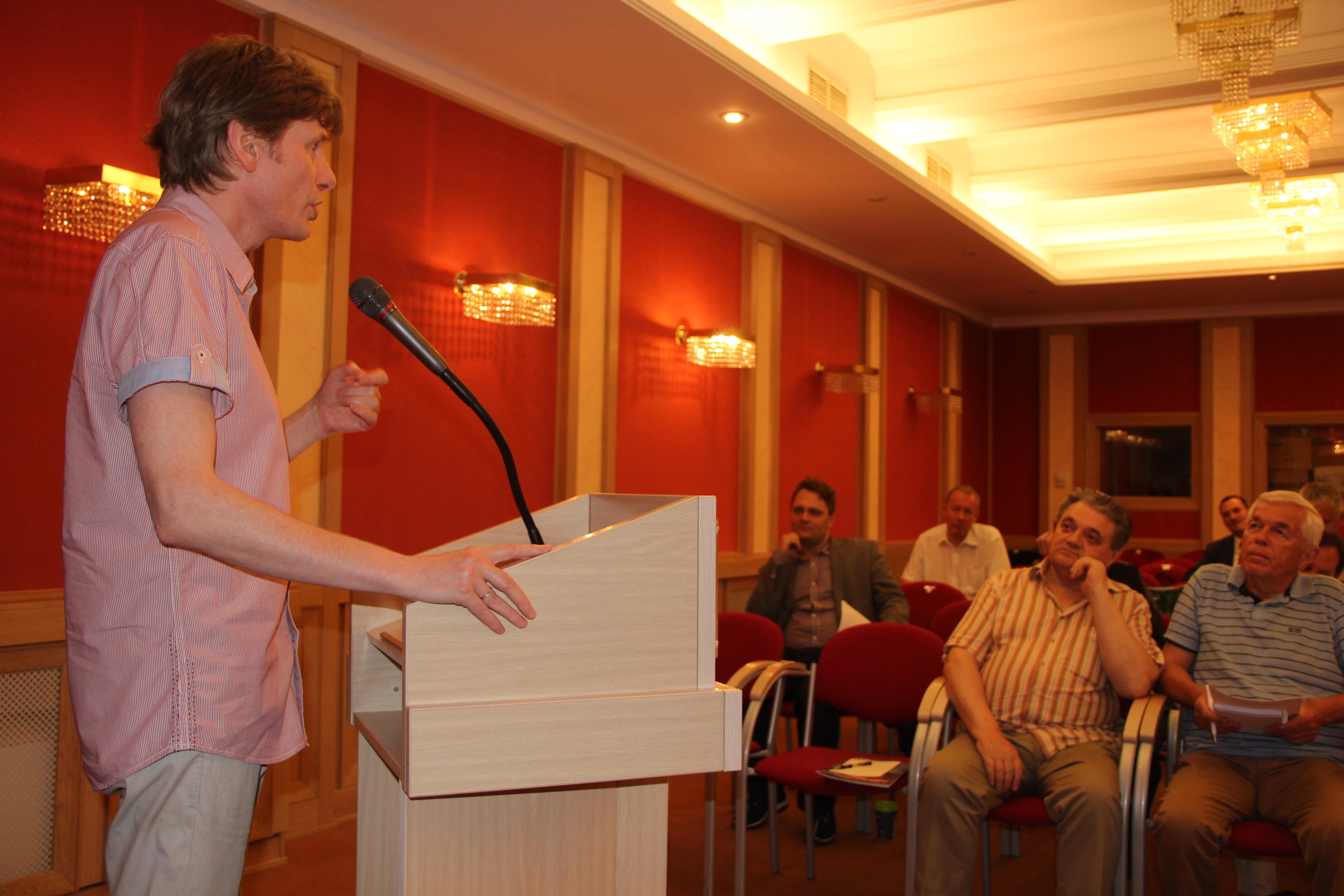 заседание Совета общественных организаций Латвии